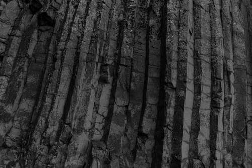 Dark Rocks Texture
