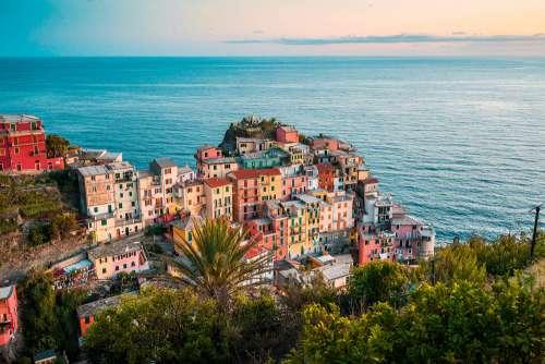 Manarola Most Beautiful Village in Italy