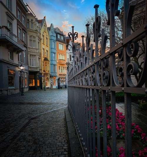 Aachen Germany City Travel Town Street