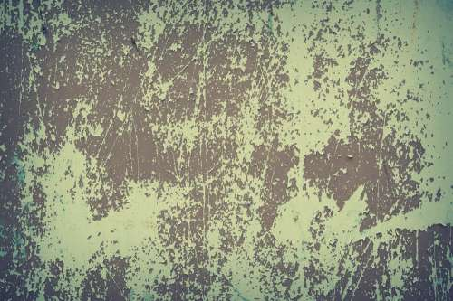 Abstract Aged Aluminum Backdrop Background Dirty