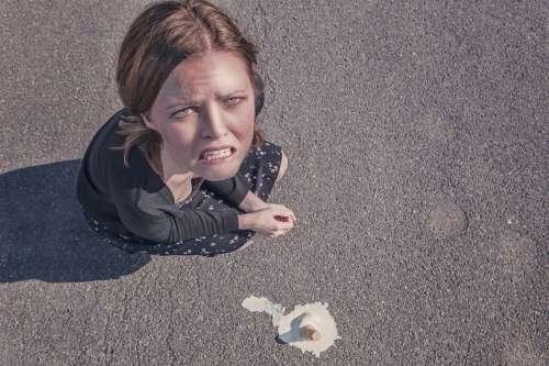 Accidental Slip Oops Slip Mistake Error Wrong