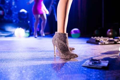 Adult High Heels Club Party Prom Fashion Fun