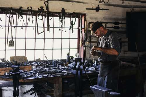 Adult Artisan Tools Workshop Craftsman Equipments