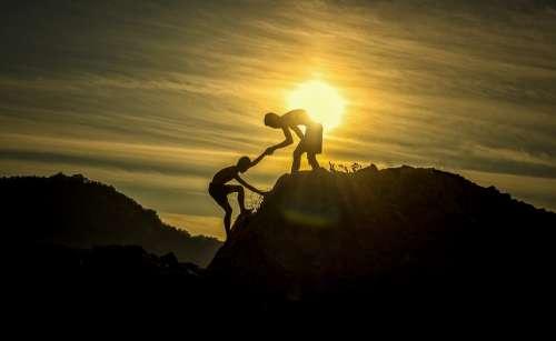 Adventure Height Climbing Mountain Peak Summit
