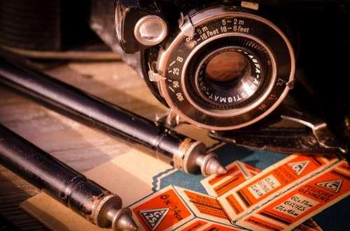 Agfa Vintage Camera Film Retro Analog Lens