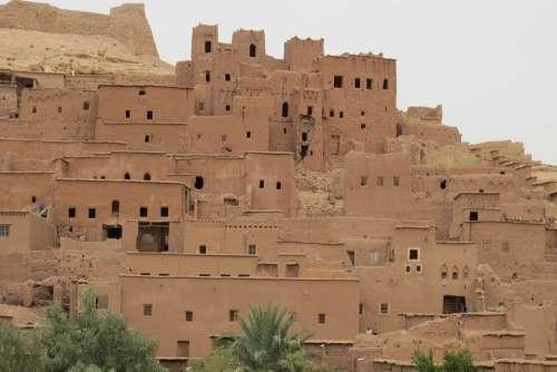 Ait Benhaddou Old Town Morocco