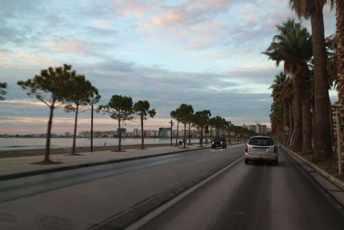 Albania Vlore Street View