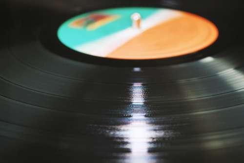 Album Vinyl Record Player Record Music Turntable