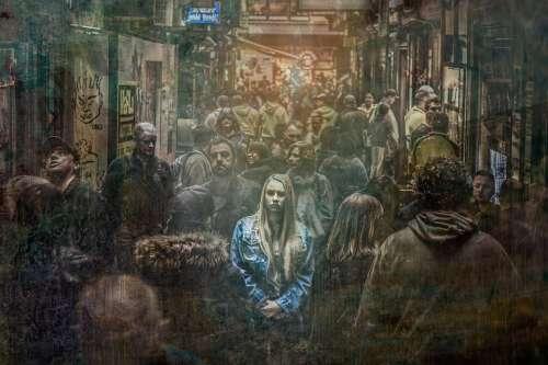 Alone Sad Depression Loneliness Young Depressed