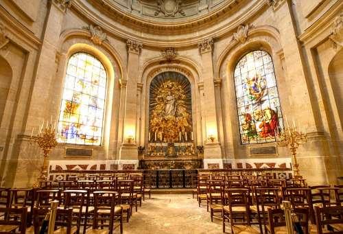 Altar Catholic Tabernacle Mass Religion Church