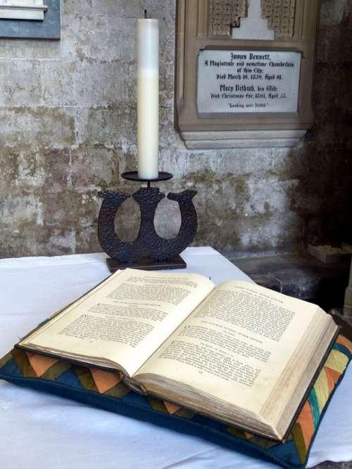 Altar Church Christian Religion Christianity Faith