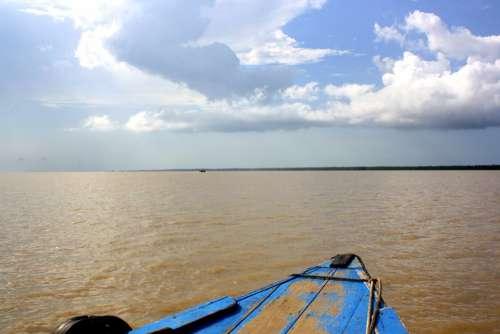 Amazone River Boat Ride