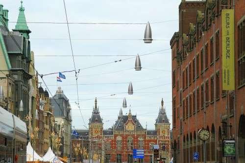Amsterdam Lights Street