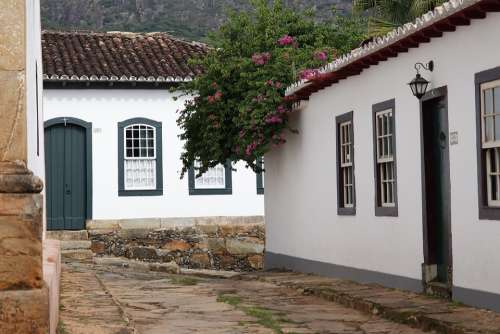 Ancient City Brazil Tourism Old City History
