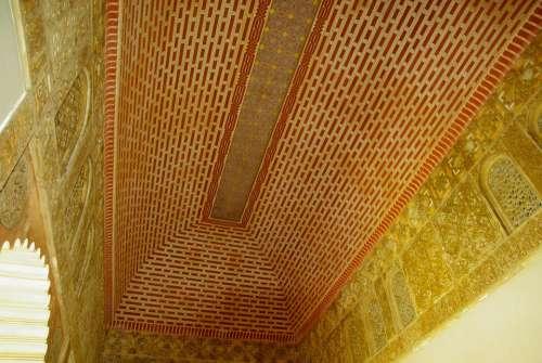 Andalusia Malaga Ceiling Vault Architecture