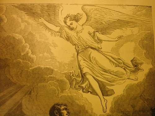 Angel Christmas Religion Christianity Faith