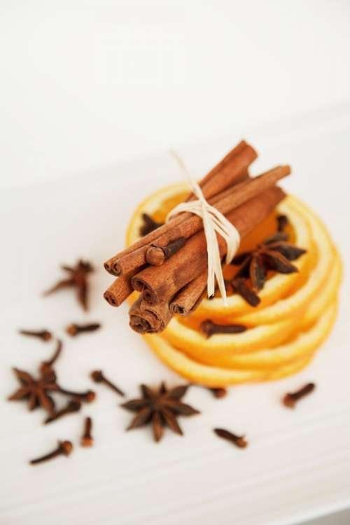 Anise Aroma Aromatic Brown Christmas Cinnamon