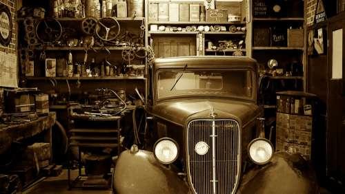 Antique Auto Automobile Automotive Car Classic