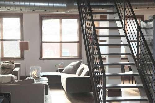 Apartment Accommodation Flat Loft Domicile