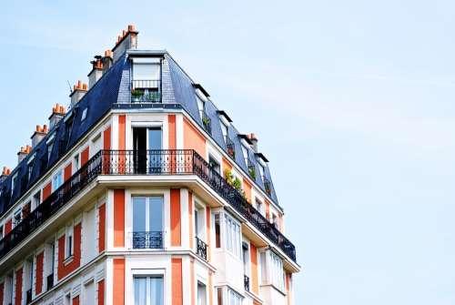 Apartment Building Balconies Building Balcony