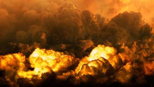 Apocalypse Disaster End Time Armageddon
