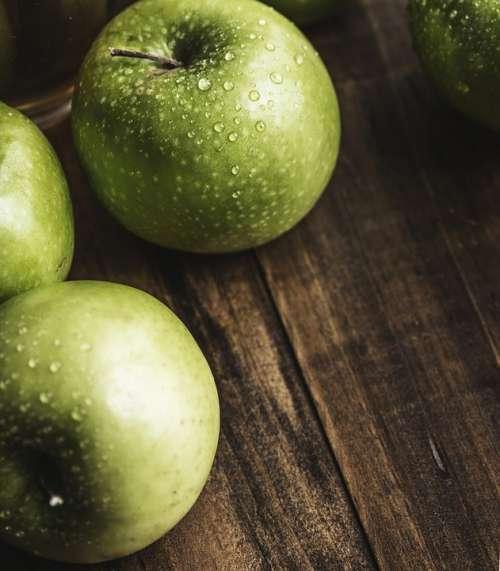 Apple Fruit Green Green Apple Fresh Healthy