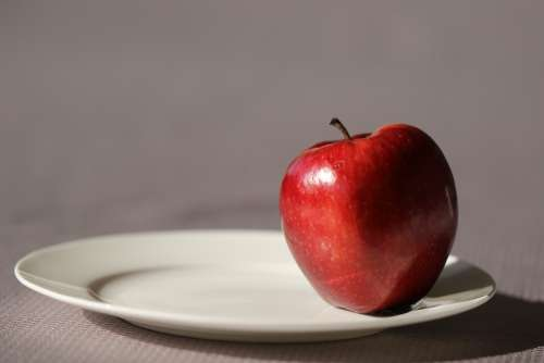 Apple Red Fresh Food Healthy