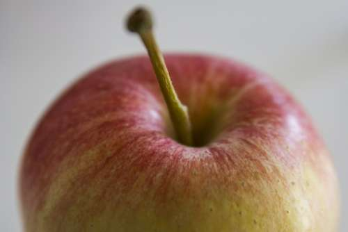 Apple Macro Rossa