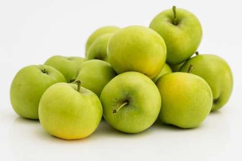Apple Fruit Green Healthy Fresh Diet Nutrition