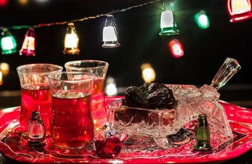 Arab Traditional Ramadan Arabic Muslim Islam Date