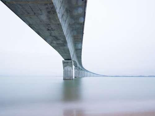 Arches Architecture Bridge Columns Construction