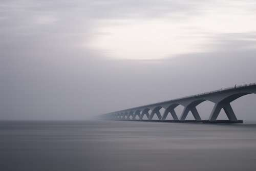 Arches Bridge Concrete Structure Dawn Engineering