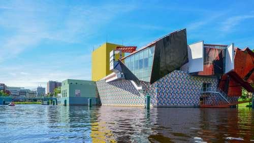 Architecture Groningen Museum Groninger Museum