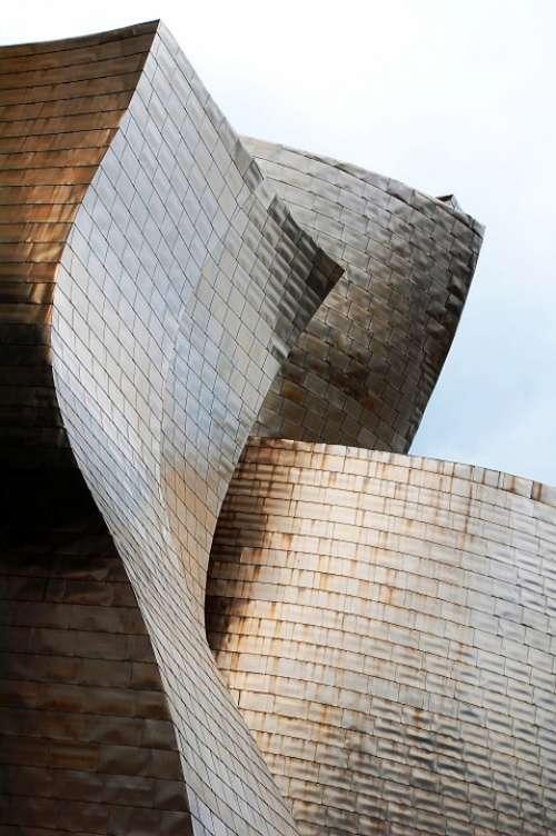 Architecture Guggenheim Bilbao Modern