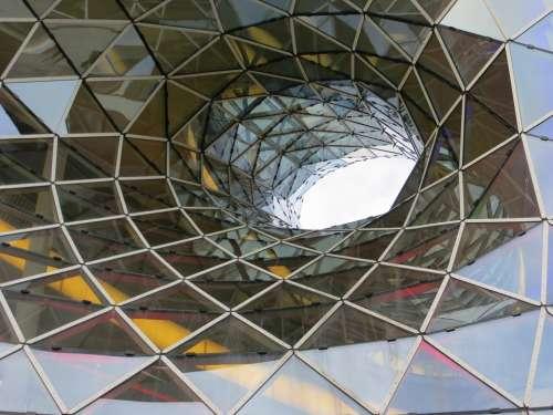 Architecture Frankfurt City Department Store Myzeil