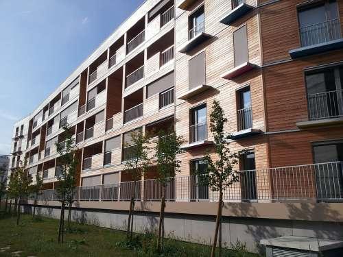 Architecture Building Low Consumption Building Wood