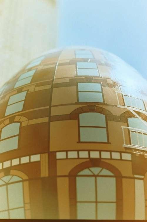 Art Egg Design Decoration Vintage