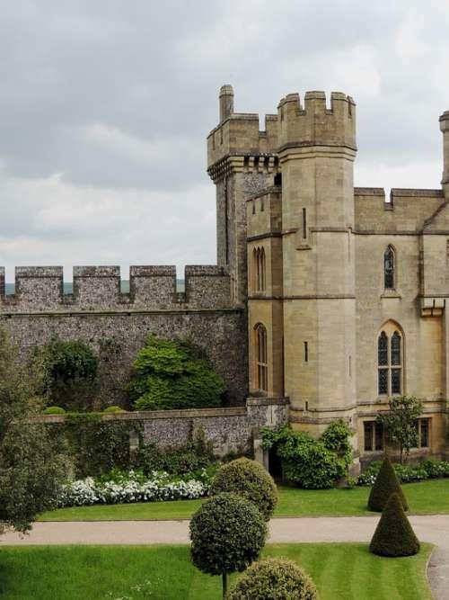 Arundel West Sussex England United Kingdom Castle