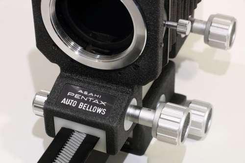 Asahi Pentax Bellow Macro Close Up Close-Up