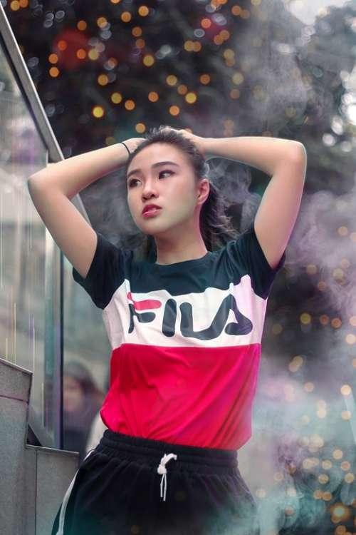 Asia Girl Woman Young Asian Model