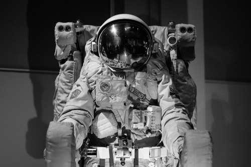Astronaut Cosmonaut Person Space