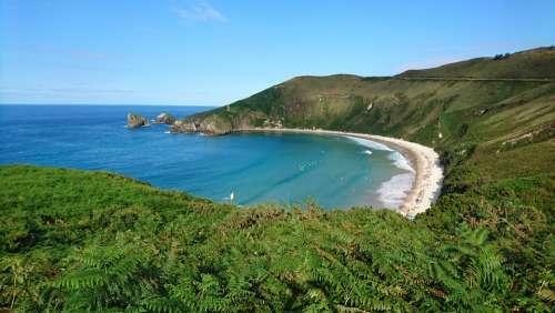 Asturias Beach Costa