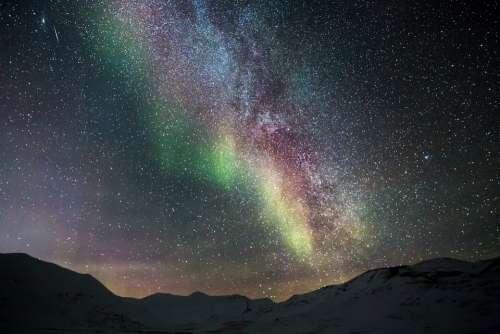 Aurora Polar Lights Northen Lights Aurora Borealis