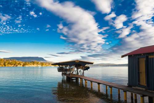 Australia Tasmania Nature Water Beach Landscape