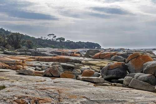 Australia Tasmania Nature Sky Coast