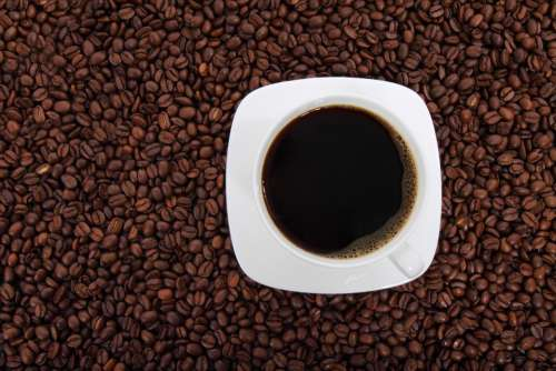 Background Bean Beans Beverage Black Brown Café
