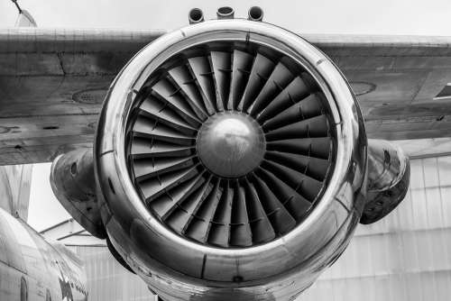 Background Technology Turbine Aircraft