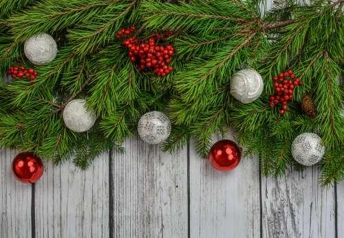 Background Christmas Decoration Xmas Holiday