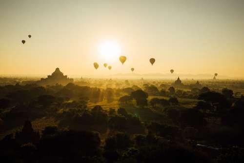 Bagan Myanmar Burma Travel Temple Buddhism