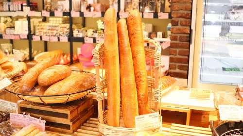 Bakery Baggette Tous Les Jours Baguette Bread